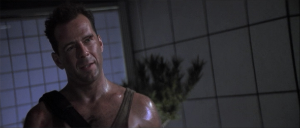 Die Hard Screenplay John McClane