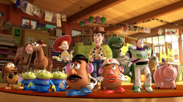 Toy Story 3 Screenplay