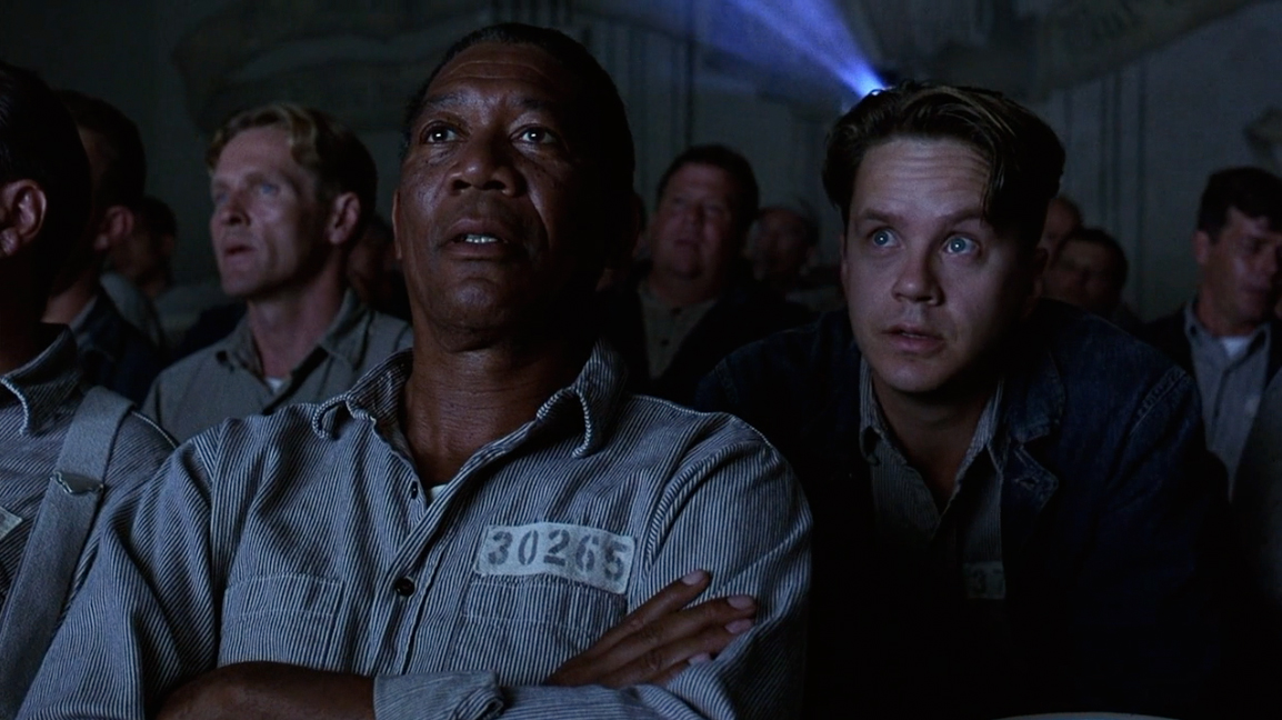 The Shawshank Redemption Script