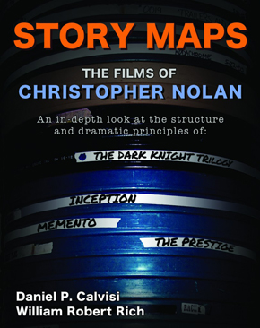 Story Maps The Films of Christopher Nolan