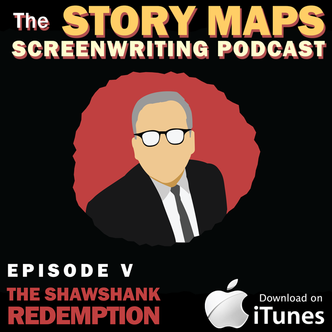 The Shawshank Redemption Story Maps Screenwriting Podcast