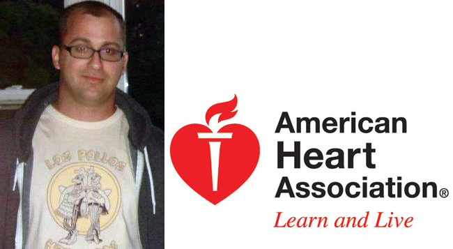Screenwriter Joe Nienalt Benderspink American Heart Association